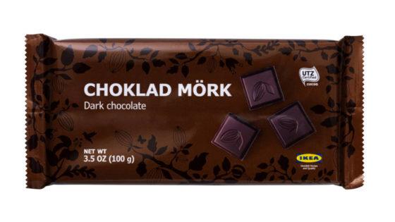 Recall: Ikea roept chocoladerepen terug