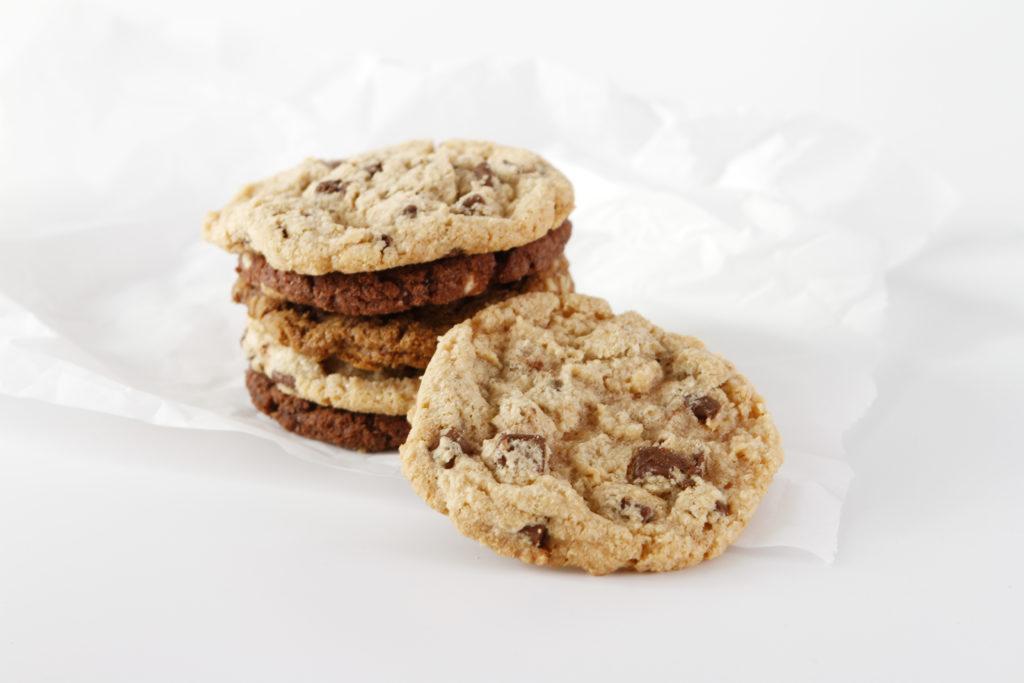 Glutenvrije koekjes van Ireks. Foto: Ireks