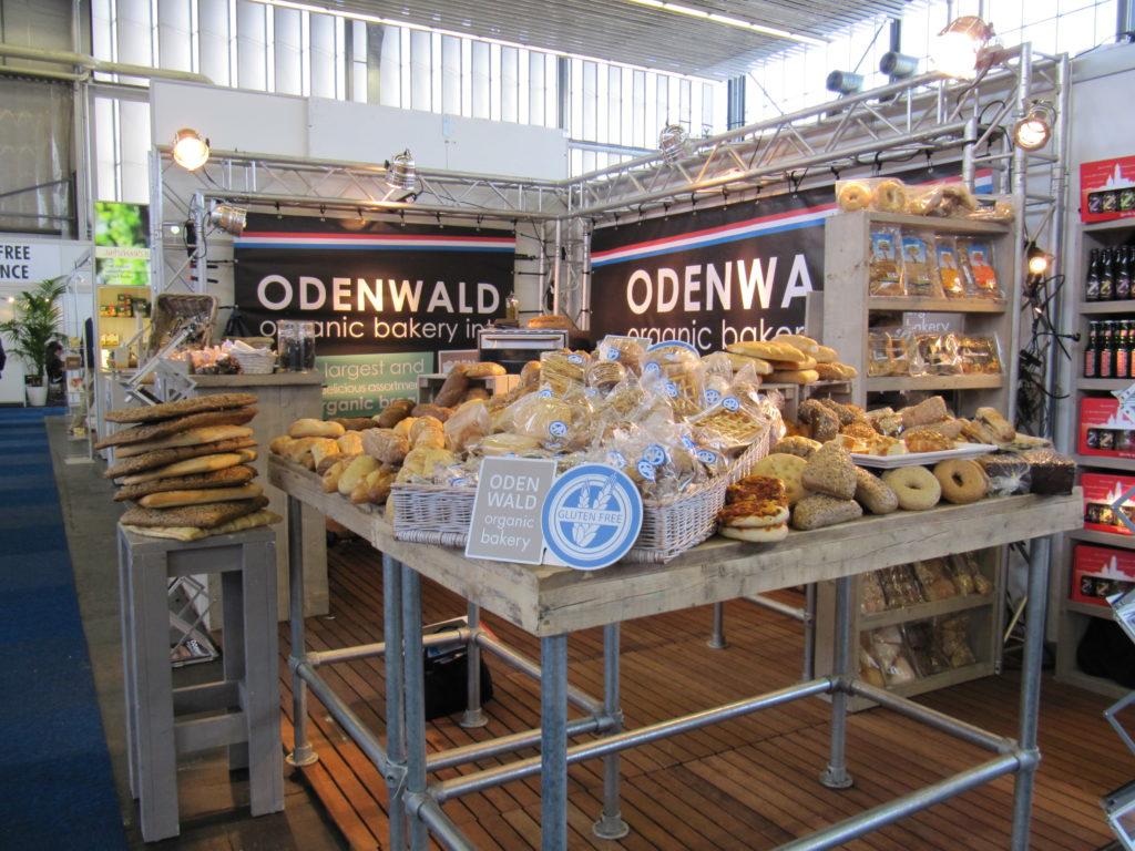 Biologische bakkerij Odenwald brengt zav-verpakt bake-off-brood nu ook glutenvrij.