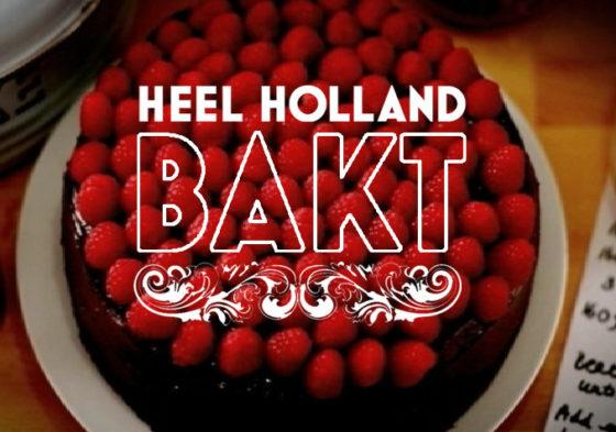 André van Duin presenteert opnieuw Heel Holland Bakt