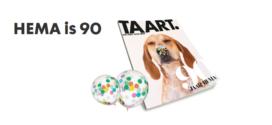 Hema viert 90ste verjaardag met TAART.-magazine