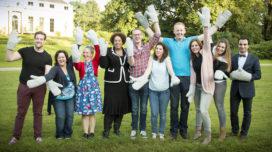 AD-lezers voorspellen dat Francis Kuijk Heel Holland Bakt wint