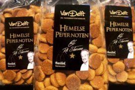 Van Delft wil twee keer zoveel pepernotenwinkels openen