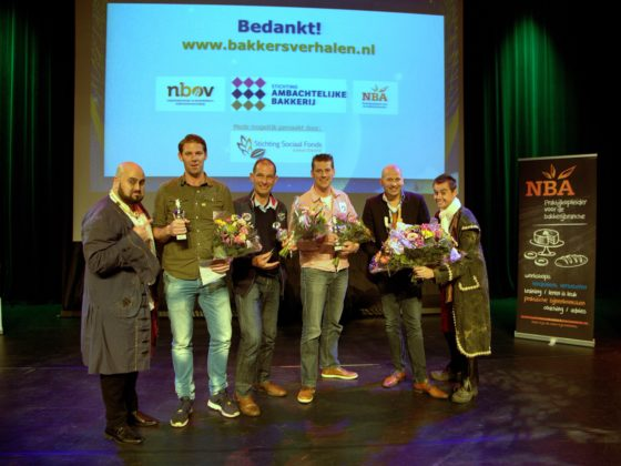 Bakkerij Vreugdenhil beste bakker van Zuid-Holland