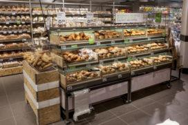 Daling biologische broodverkoop in supermarkten