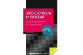 Boek over dossieropbouw en ontslag