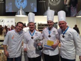 Jonge bakkers pakken twee prijzen in Lyon