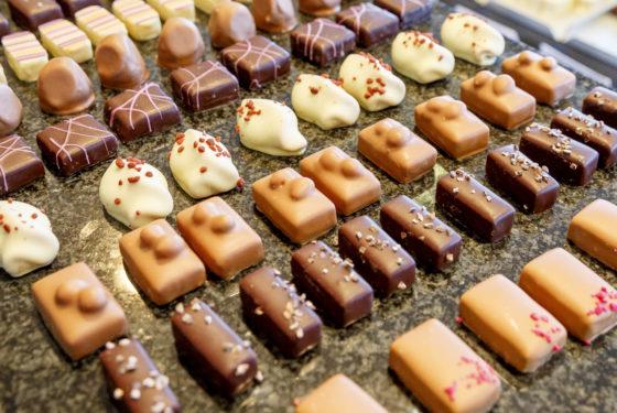 Miljuschka Witzenhausen presenteert tv-programma chocolatiers