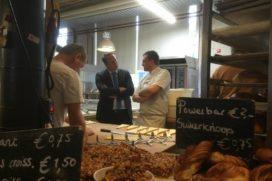 Bakery Institute toont politiek mogelijkheden carrièreswitch