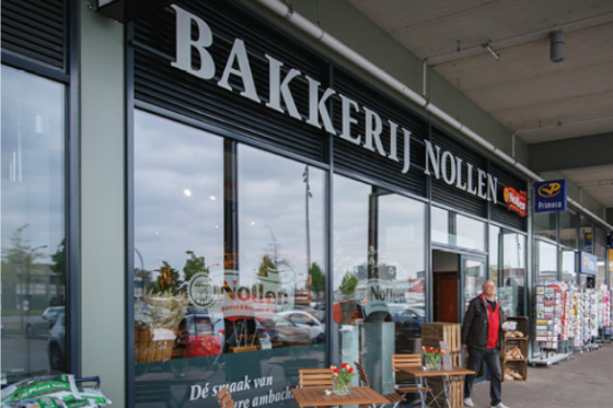 Virtuele toer: Bakkerij Nollen in Hengelo