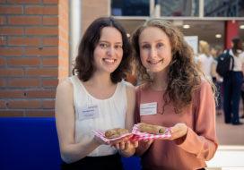 Saucijzenboontje tweede bij Food Innovation Bachelor's Award 2017