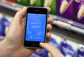 Albert Heijn lanceert productscanner met Augmented Reality