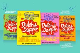Van Delft komt met eigen koekmerk: Dutch & Dapper