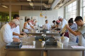 Kick-off van cursus Introduction Bread & Pastry in Zaandam