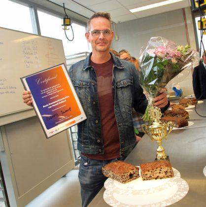 De beste krentenmik is gemaakt door bakkerij Swart uit Wervershoof.