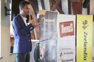 Bakery Nexus voorzitter Wouderick van Dam. Foto: Bakery Nexus