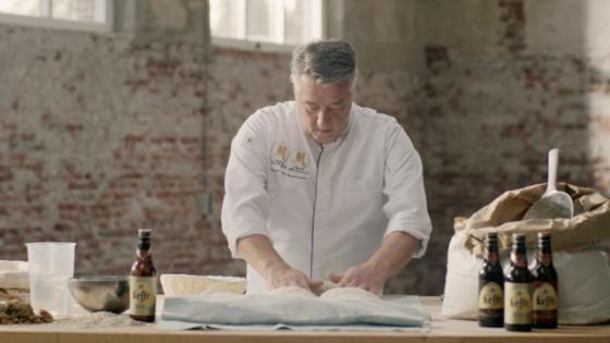Bierbrood van Meester Boulanger Robèrt van Beckhoven