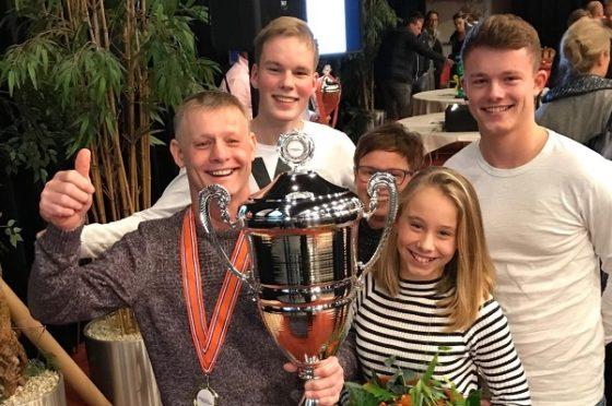 Herman Schepers wint BakkersVakWedstrijden 2017