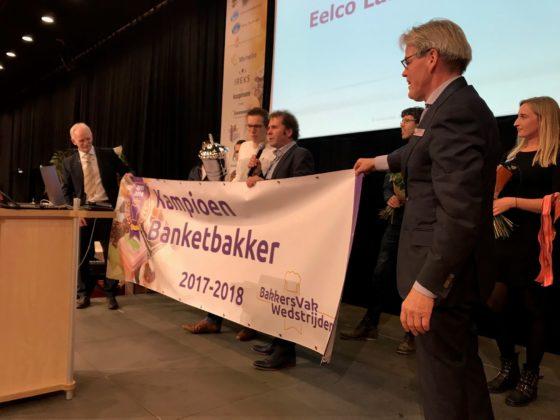 Landwaart Culinair wint de Banketbakkers Top5.