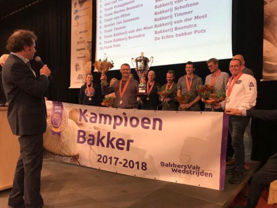 Herman Schepers is de kampioen van Drachten 2017.