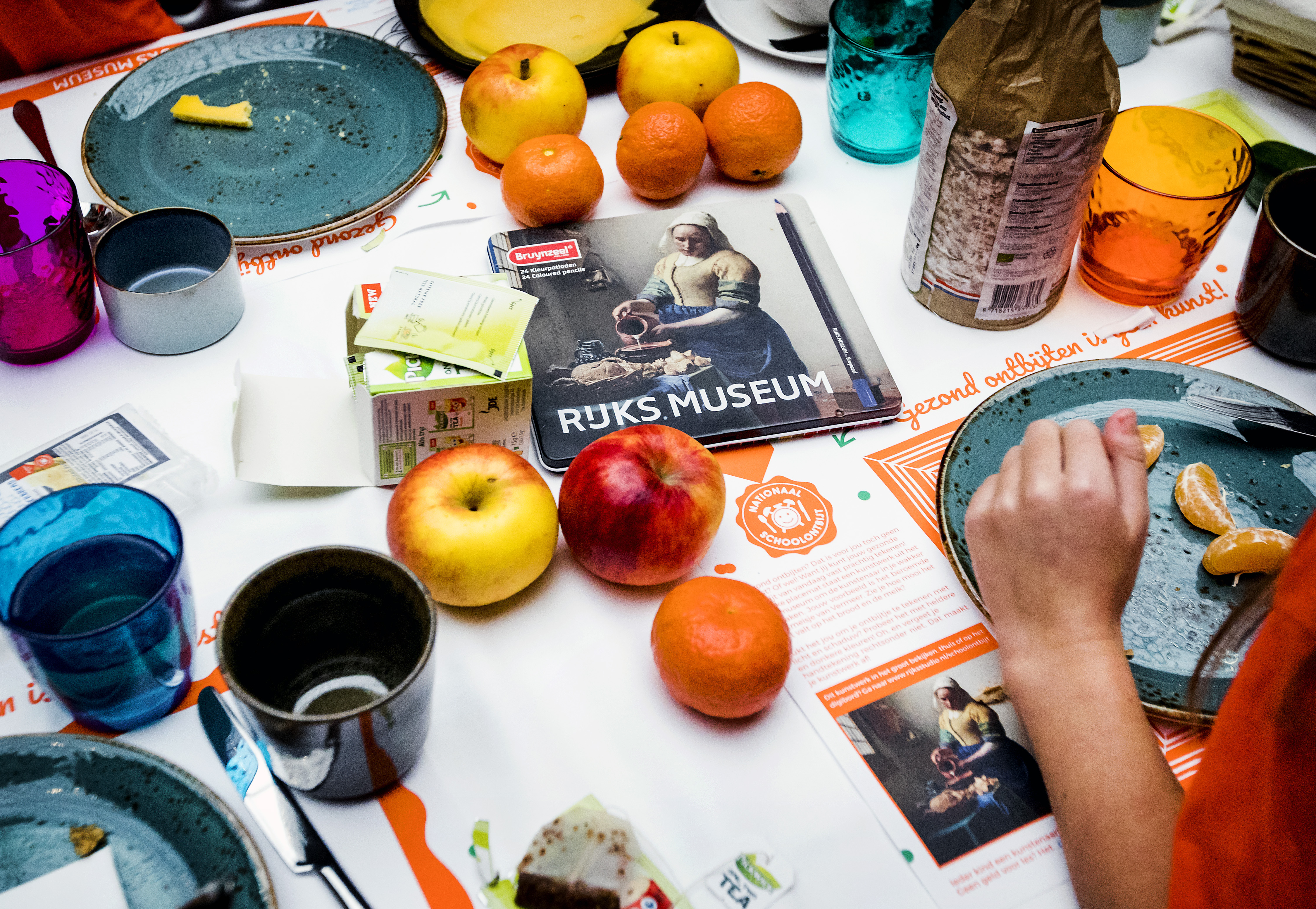 c4eceb486d8 Onderzoek Nationaal Schoolontbijt: 95 procent kids ontbijt ...