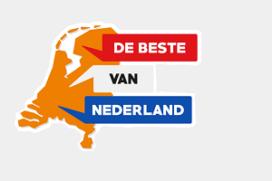 Bakkers genomineerd voor 'De beste van Nederland'