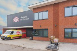 Bakkerij Van Horssen verhuist naar nieuw pand