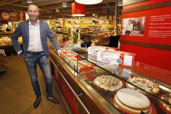 Jumbo-ondernemer Stan Heerschap begint bakkersopleiding