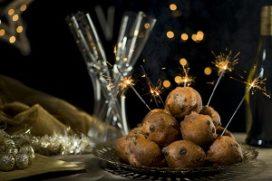 Oliebollen: 'Variëren met vullingen'