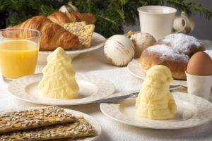 3D boter is uniek en speelt in op de actualiteiten en seizoenen in Nederland en Europa. Foto: Van der Pol