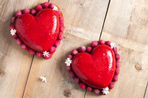 Recepten om uit te pakken met Valentijn