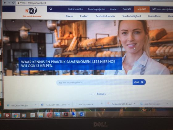 NBC moderniseert communicatie met bakkers