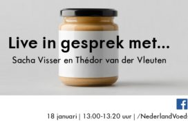 Live gesprek over allergenen en etikettering: donderdag om 13 uur