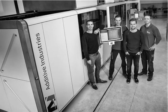 K3D investeert in Nederlands industrieel 3D metaalprint netwerk