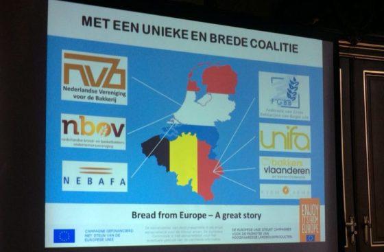 EU financiert campagne 'Brood. Goed verhaal'
