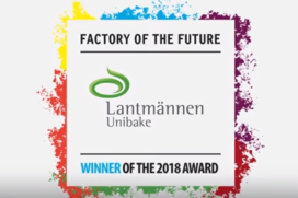 Bread Valley Londerzeel wint Factory of the Future Award