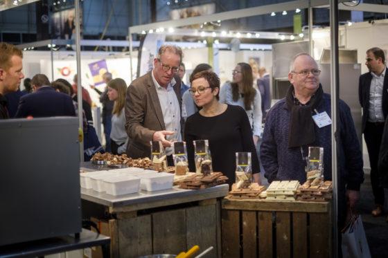(C) Roel Dijkstra / Joep van der Pal    Bakkersvak 2018 in de Evenementenhal Gorinchem