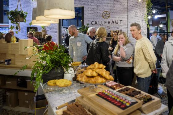 De smaakzintuigen worden volop geprikkeld.  (C) Roel Dijkstra / Joep van der Pal