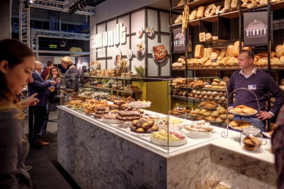 Emondt heeft multi-eetconcept laten zien op de beurs.  (C) Roel Dijkstra / Joep van der Pal