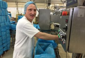 Royal Steensma hervat productie na brand