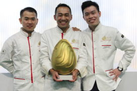 Maleisisch patisserieteam Dobla wint Asian Pastry Cup 2018
