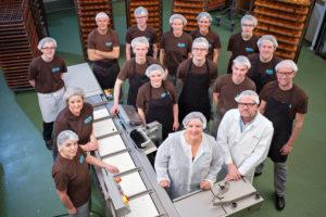 Bakker Dunselman lanceert Wieringer Molenbrood