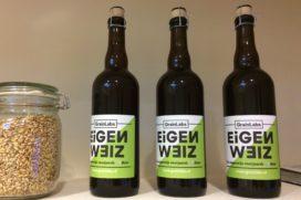 Bisschopsmolen ontwikkelt circulair biertje EigenWeiz