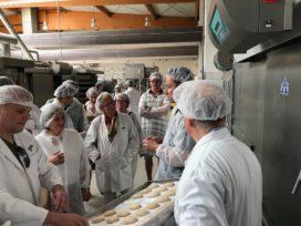 Leden MPG onder de indruk van Duitse kleinbroodcultuur