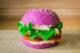 Flower Burger brengt roze, blauwe en zwarte hamburgers naar Nederland