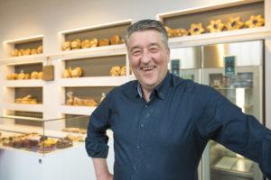 Robèrt van Beckhoven begint kiosk en open bakkerij in Fresh!