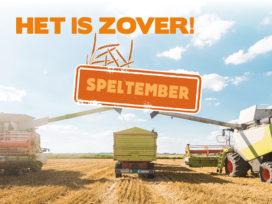 Speltemberactie van Ireks voor ambachtelijk bakkend Nederland