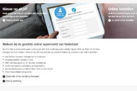 Onlineverkopen AH.nl en Bol.com groeien sterk