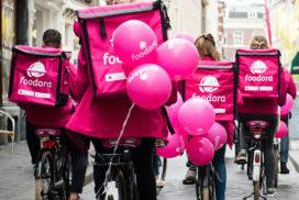 Foodora Nederland te koop gezet door Delivery Hero