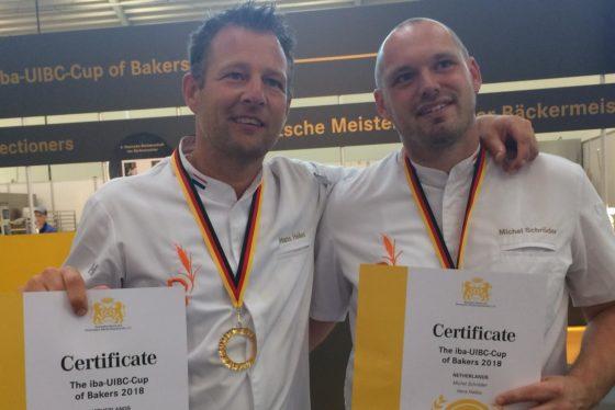 Nederland net niet op het erepodium IBA-Cup. Maar wel naar huis met medaille en certificaat.
